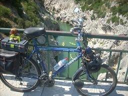 Mon vélo motorisé
