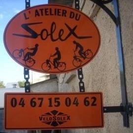 l'atelier du Solex dans velosolex latelier-du-solex